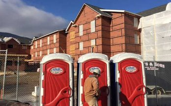 how do portable toilets work