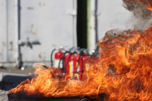Types of Fires and Fire Extinguishers