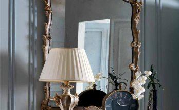 what size should an overmantle mirror be